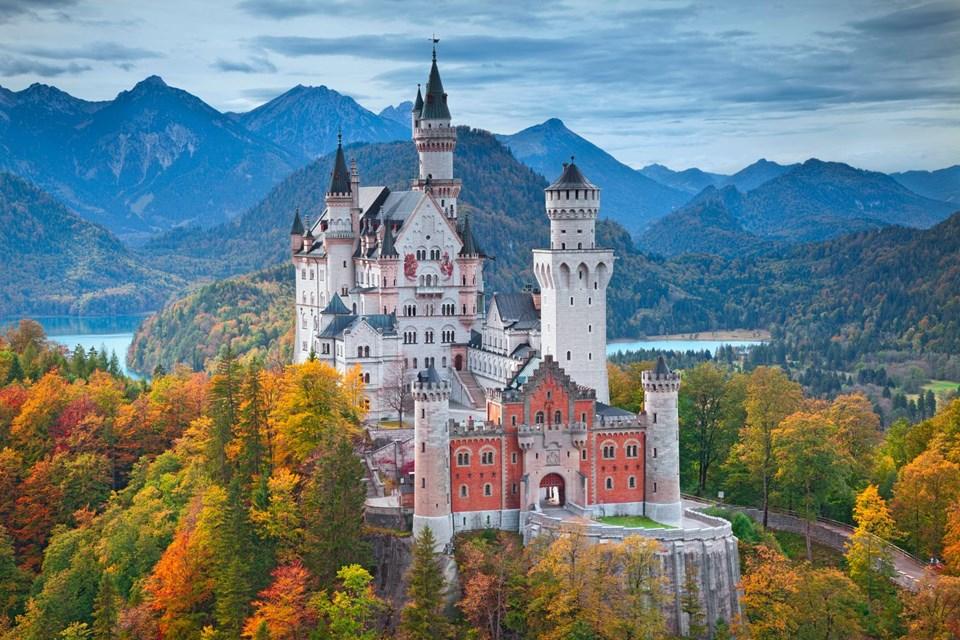 bavyera gezi rehberi, bavyere'da ne yapılır, bavyera, bavyera bölgesi, bavyera gezilecek yerler, münih gezilecek yerler, bavyera eyaleti nerede,