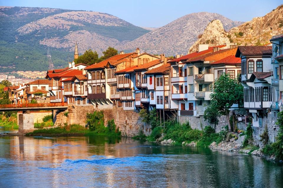 amasya, şehzadeler şehri, anadolu'nun bağdat'ı, amasya gezilecek yerler