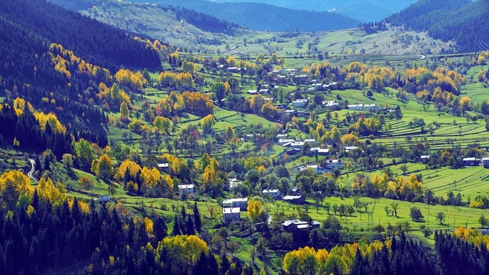 artvin, artvin'de sonbahar, artvin renk cümbüşü, karçal dağları, buzul gölleri, sonbahar fotoğrafları
