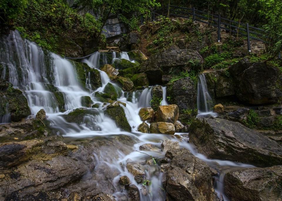 Yedi Değirmenler Tabiat Parkı, giresun, giresun gezilecek yerler, yedi değirmenler mağarası, Espiye, doğal güzellikler