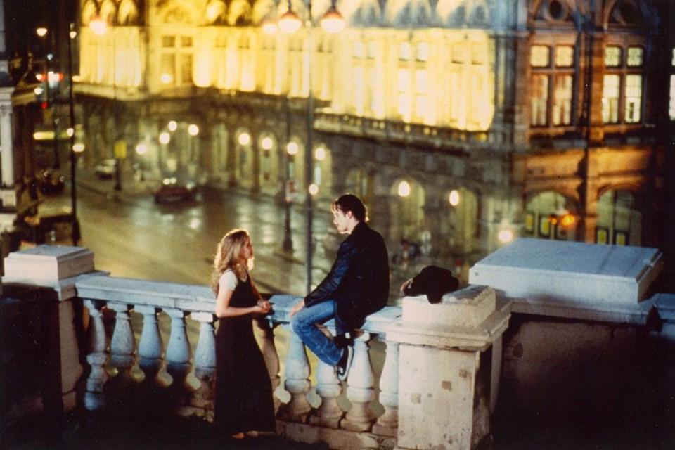 Aşk filmleri, romantik filmler, filmlerdeki mekanlar, fimlerin çekildiği mekanlar, filmlerdeki gerçek mekanlar, hangi film nerede çekildi, before sunrise