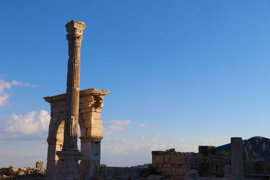 sagalassos, sagalassos antik kenti, burdur gezilecek yerler, burdur gezi rehberi, unesco dünya miras geçici listesi