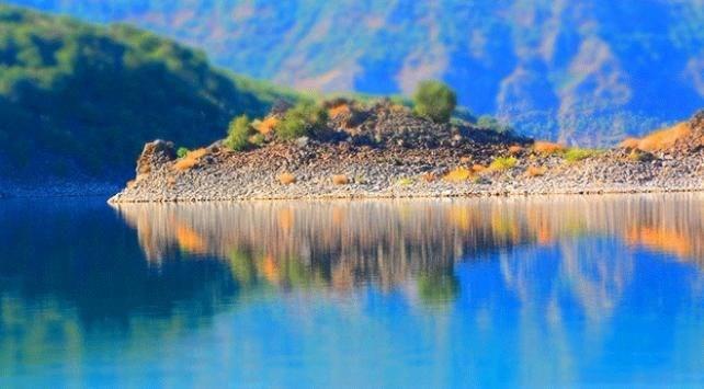 bitlis gezilecek yerler, nemrut krater gölü, martı adası, bitlis, bitlis martı adası