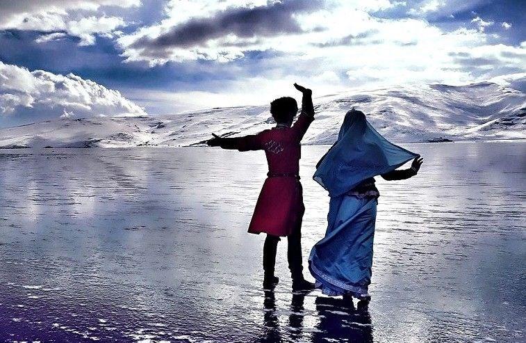çıldır gölü, ardahan gezilecek yerler, çıldır gölü buz tuttu mu, kars gezilecek yerler