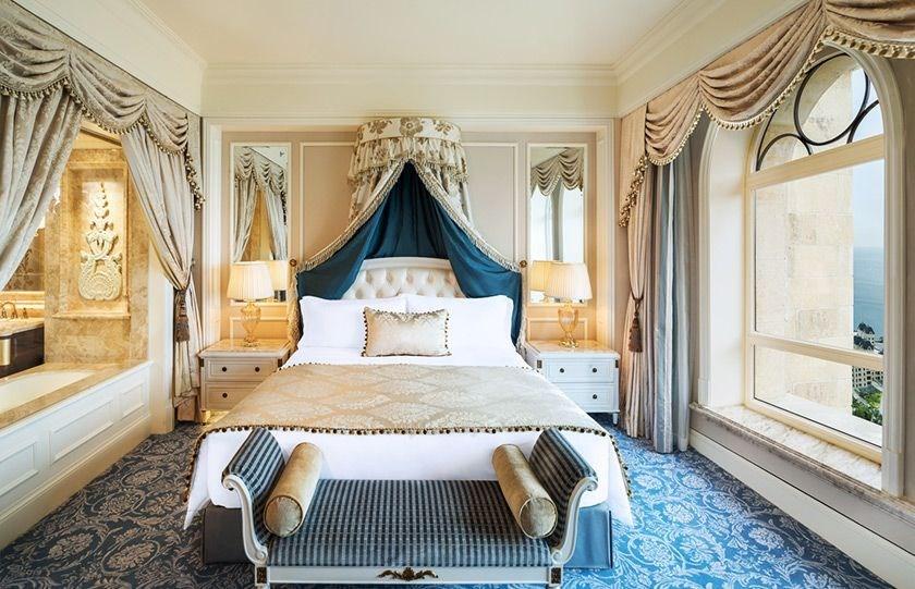The Castle Hotel, Xinghai Körfezi, Çin, Çin lüks oteller, Çin seyahat, Çin tatil, Dalian'da, dünyanın en lüks otelleri, HBA Interior Design, Kuzey Çin'in İncisi, Liaoning, Lotus Dağı, Lüks seyahat, Lüks Tatil, Luxury hotels, Luxury travel, Tatil