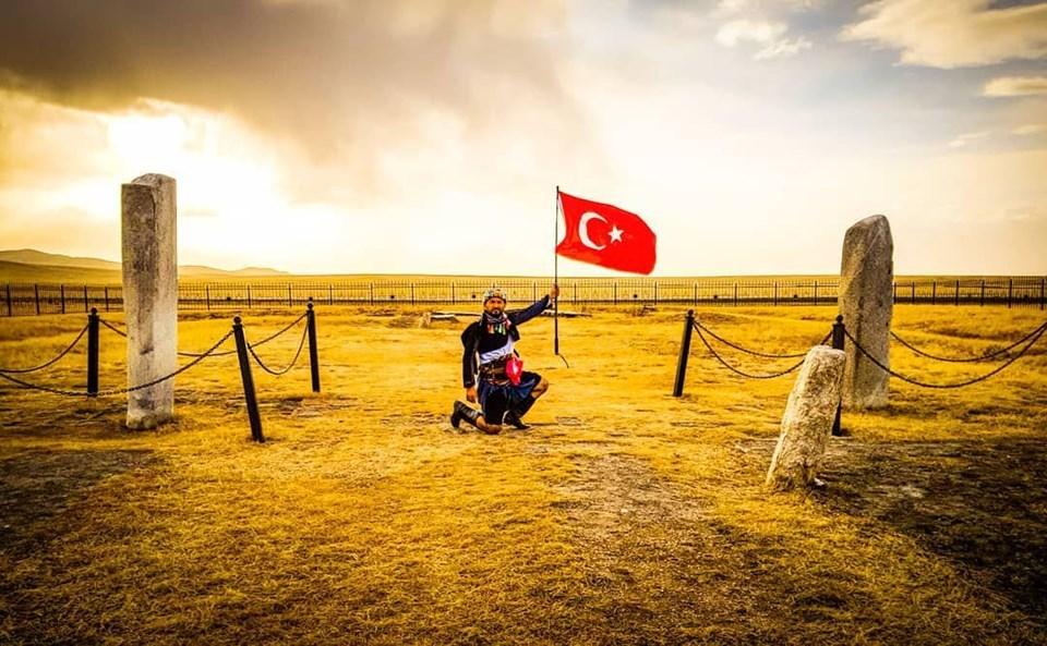 Bilge Tonyukuk Yazıtı, Moğolistan