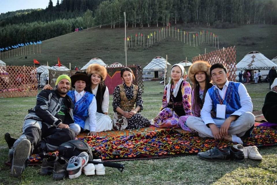 Kırçın Yaylası, Kırgızistan