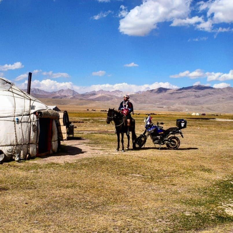 Son Göl, Kırgızistan