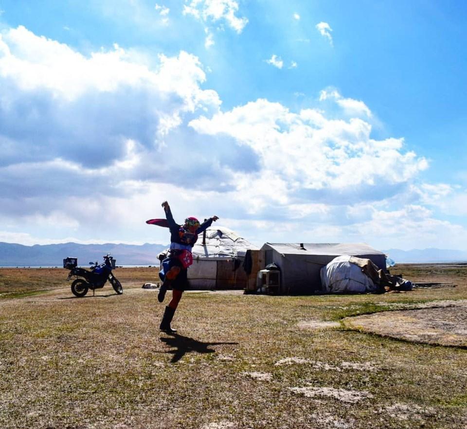 Tanrı Dağları, Kırgızistan
