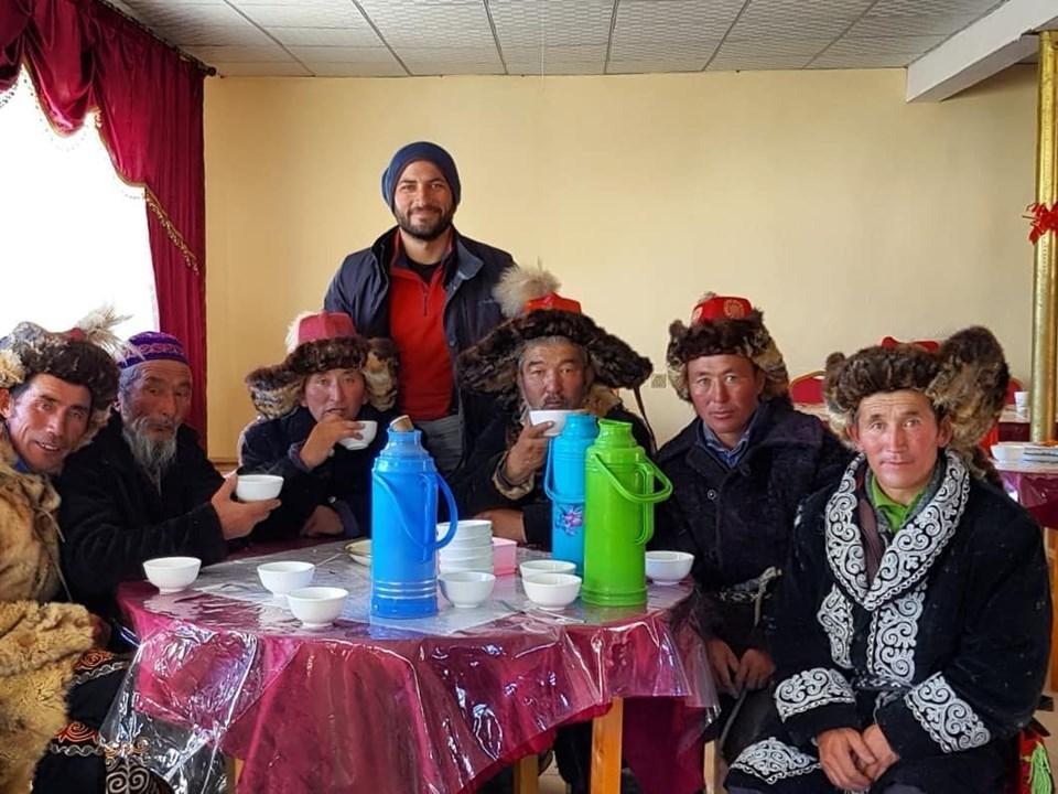 "Tolbo ""Bürküt Toy""u Kartal Festivali, Moğolistan"