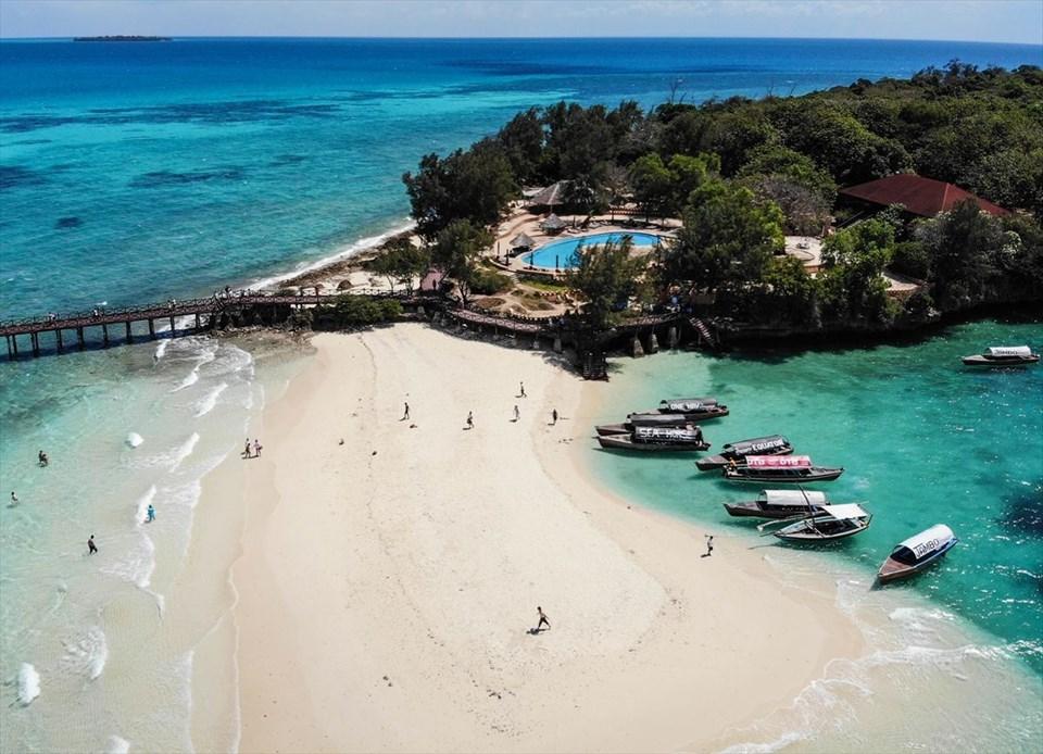 tanzanya, changuu adası, tanzanya gezilecek yerler, dev kaplumbağalar, kaplumbağa adası