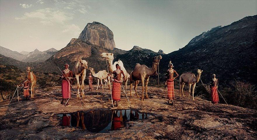 kabileler, ilkel kabileler, izole kabileler, kapalı toplumlar, izole toplumlar