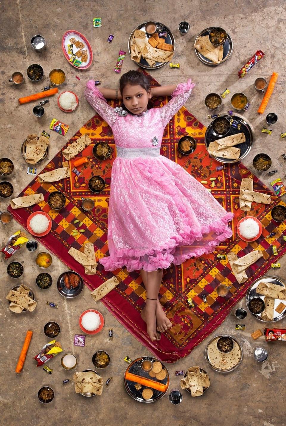 Anchal Sahani, 10 yaşında, Hindistan