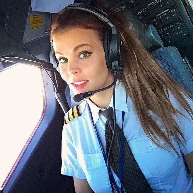 Malin Rydqvist, instagram fenomeni pilotlar, fenomen pilotlar, gezgin pilotlar, kokpit fotoğrafları, uçaktan çekilmiş fotoğraflar