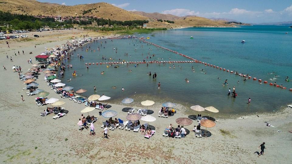 elazığ'da nerde denize girilir, elazığ plaj, hazar gölü, hazar gölü kamp alanı, hazar gölü plajı, seyahat, gezi