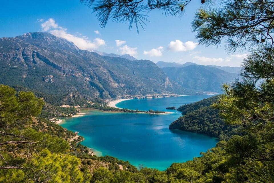 fethiye gezilecek yerler, afkule manastırı, gemiler adası, st nicholas adası, kayaköy