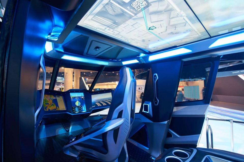 bell nexus, uber, uçan taksi, jetgiller, ces 2019, bell