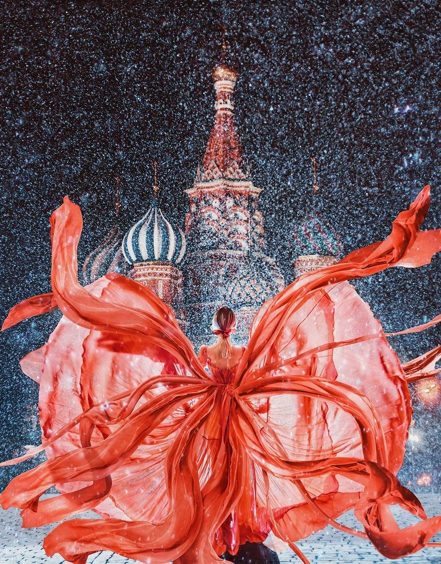 Kızıl Meydan, Moskova - Rusya