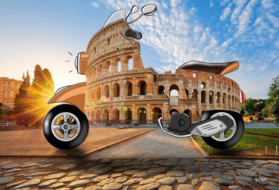 Roma - İtalya