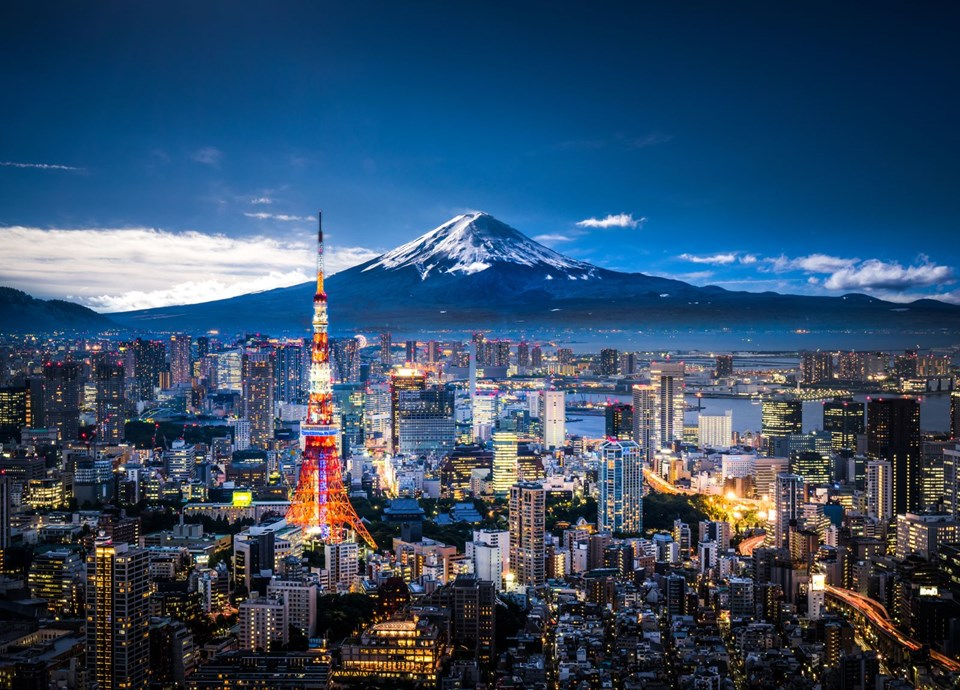 18- TOKYO / JAPONYA