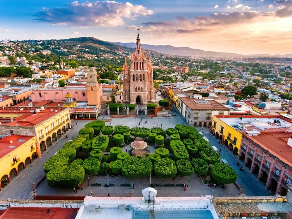 39- SAN MİGUEL DE ALLENDE / MEKSİKA