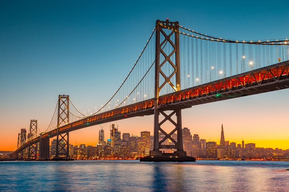 8- SAN FRANCİSCO / ABD