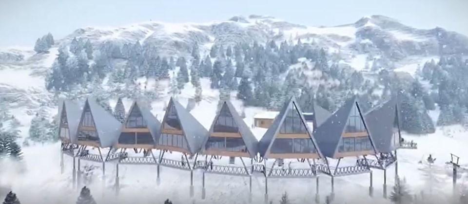 gümüşhane kayak merkezi, süleymaniye kayak merkezi ve kayak köyü