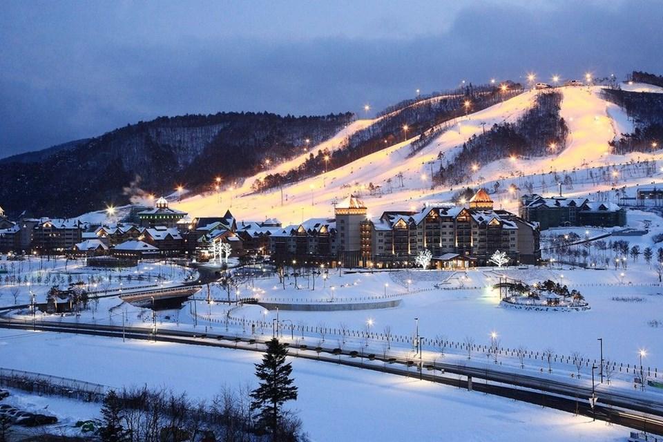 Güney Kore Gezi Rehberi, Güney Kore Gezilecek Yerler, Güney Kore Görülecek Yerler, Pyeongchang Kış Olimpiyatları 2018, Pyeongchang
