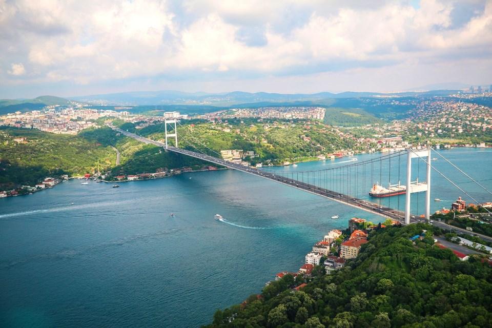istanbul hava fotoğrafları, havadan istanbul