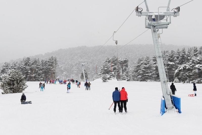 yalnızçam kayak merkezi, ardahan kayak merkezi, ardahan gezilecek yerler, ardahan yalnızçam, ardahan kayak