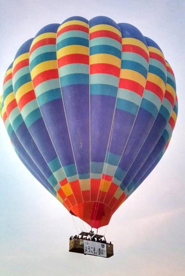 Beşiktaş'ın Japon yıldızı Kagawa için, Japon turistlerin uğrak noktası olan Kapadokya'da pankart açıldı. Balon turunda açılan pankarta Japonca 'Hoşgeldin Kagawa' yazıldı.