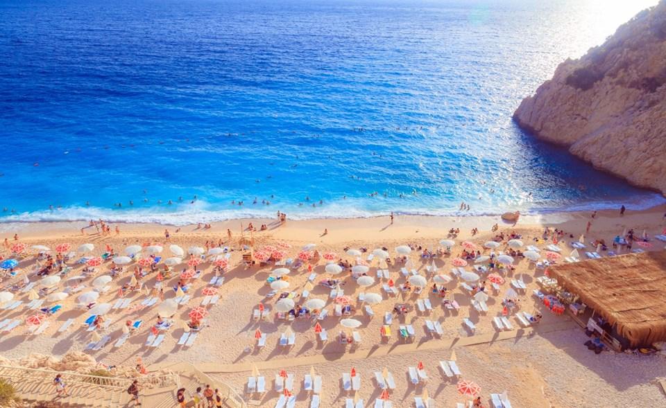 kaputaş plajı, tripadvisor, kaş plajları
