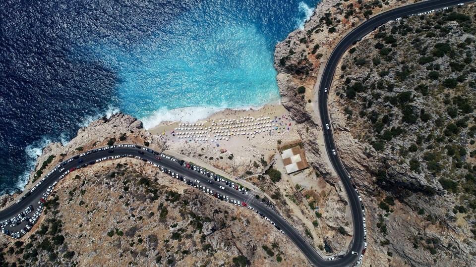 kaputaş, kaputaş plajı, kaş'ta nerede denize girilir, kaş'ta denize girilecek yerler, türkiye'nin en iyi plajları, kaş gezilecek yerler