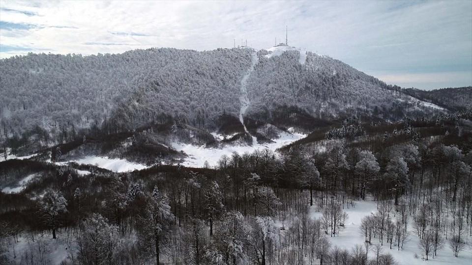 kartepe, kartepe kayak merkezi, kayak sezonu, kartepe kızak, kartepe snowboard