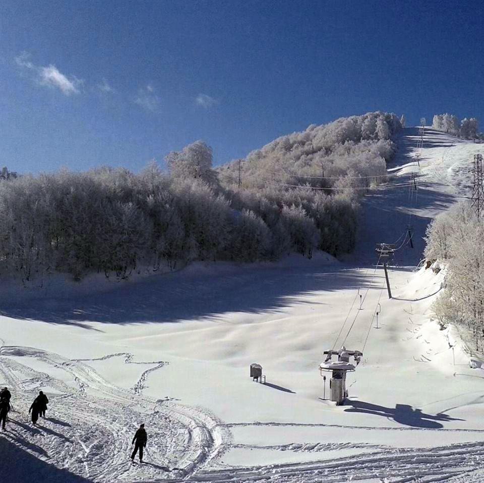 Izmit kartepe kayak merkezi