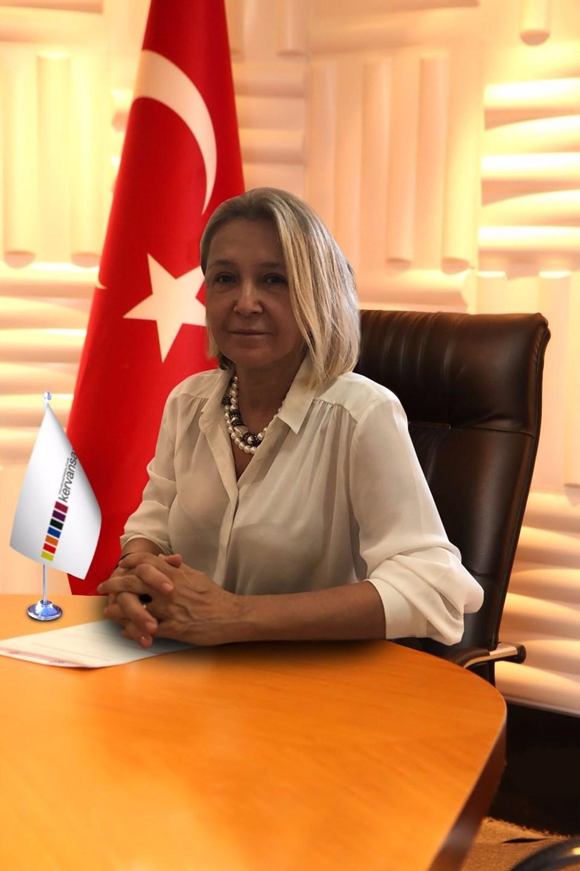 Kervansaray Yatırım Holding Yönetim Kurulu Başkanı Zeynep Tümer