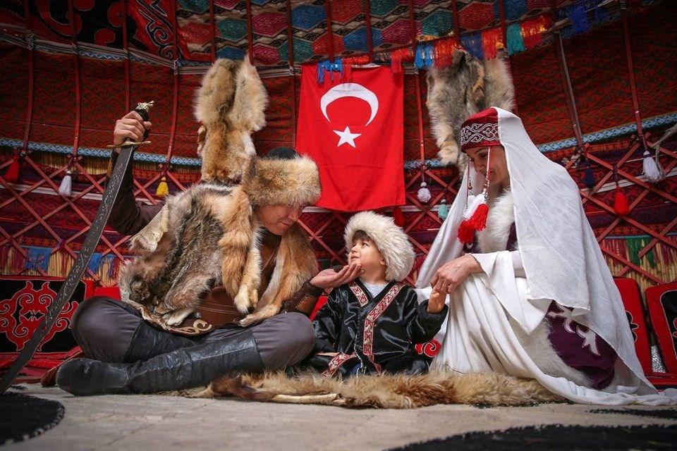 kırgız türkleri, ulupamir köyü, van ulupamir, kökbörü oyunu, en eski türk savaş oyunu