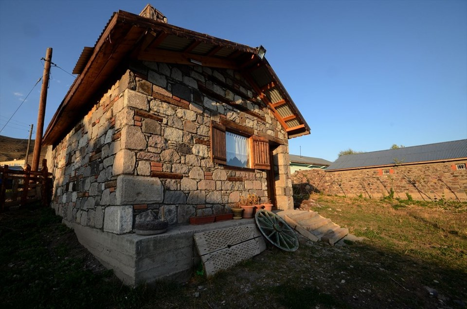 kars çiftlik turizmi, murat kılıçbey, kars koşapınar köyü, koşapınar köyü çiftlik turizmi