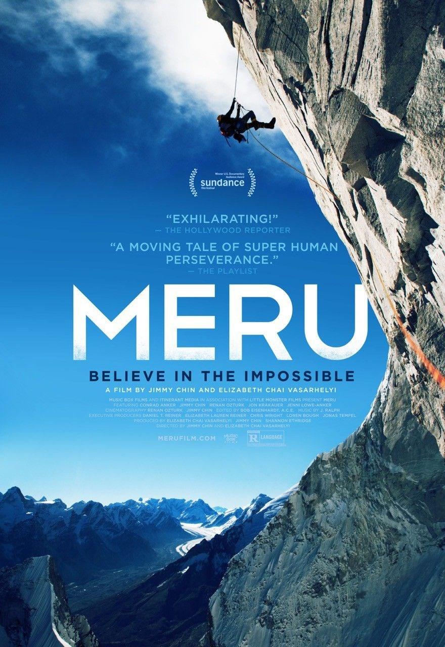 en iyi dağcılık filmleri, en güzel dağcılık filmleri, tırmanış filmleri, meru 2015,