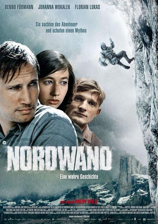en iyi dağcılık filmleri, en güzel dağcılık filmleri, tırmanış filmleri, nordwand, north face