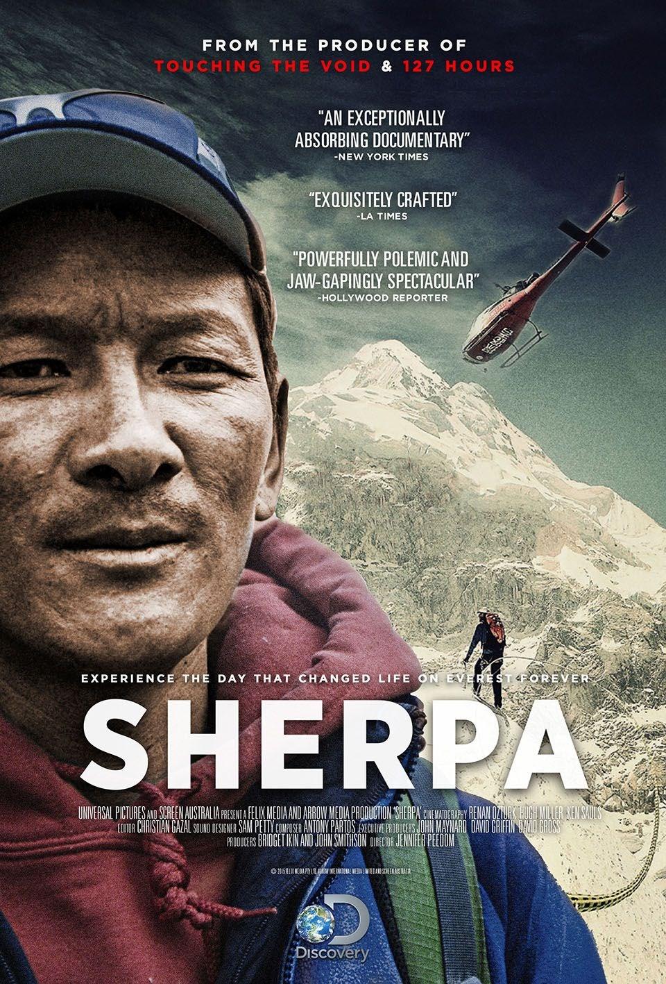 en iyi dağcılık filmleri, en güzel dağcılık filmleri, tırmanış filmleri, sherpa