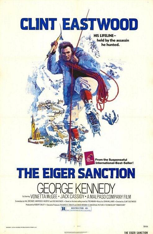 en iyi dağcılık filmleri, en güzel dağcılık filmleri, tırmanış filmleri, the eiger sanction