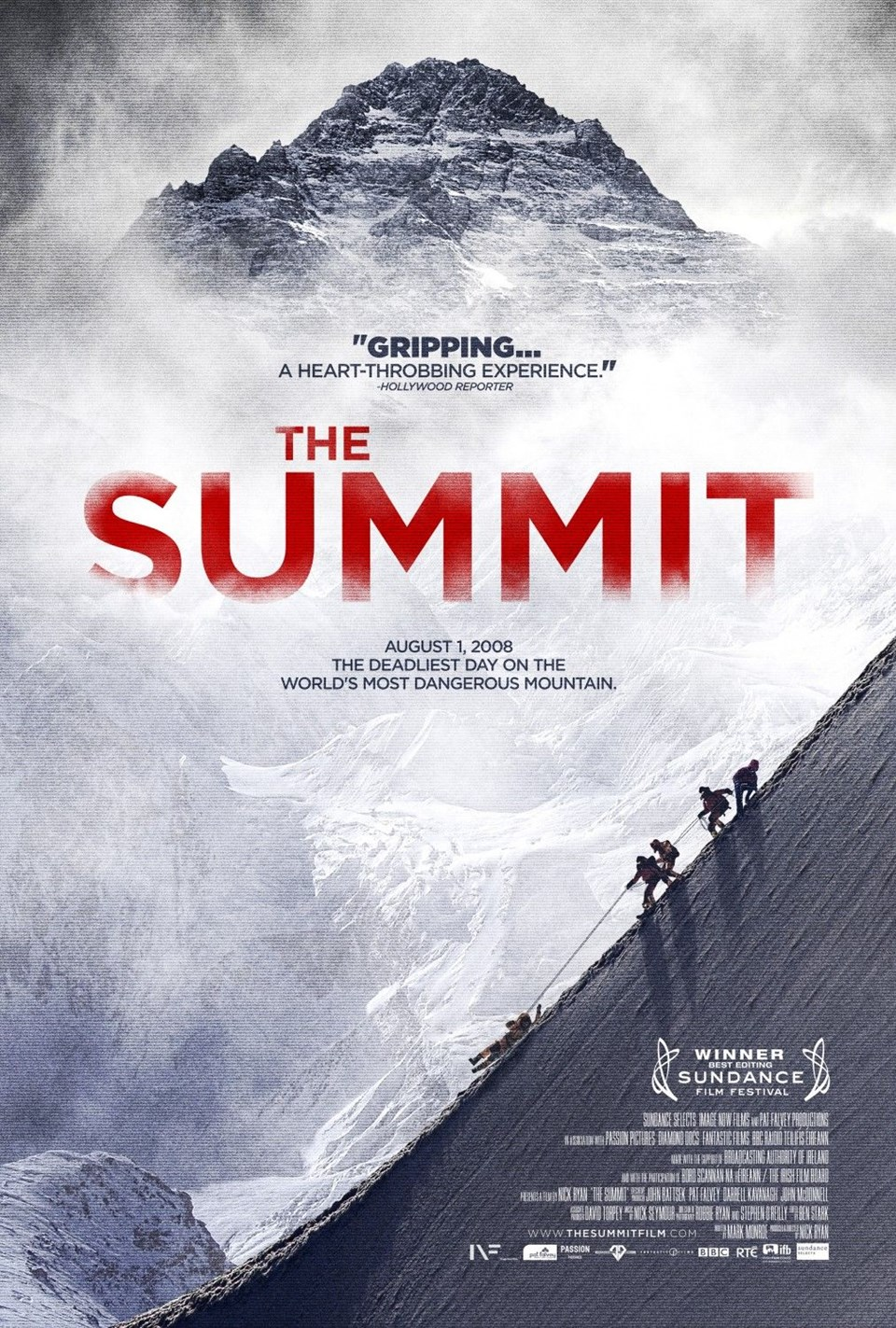 en iyi dağcılık filmleri, en güzel dağcılık filmleri, tırmanış filmleri, the summit