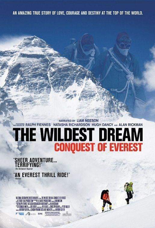 en iyi dağcılık filmleri, en güzel dağcılık filmleri, tırmanış filmleri, the wildest dream