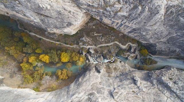 tohma kanyonu, somuncu baba külliyesi, darende, malatya gezilecek yerleri