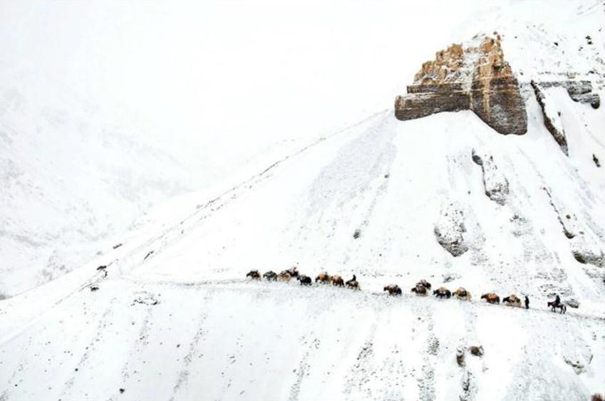 Afganistan, Kırgızistan, Wakhan Koridoru, wakhan koridoru nerede