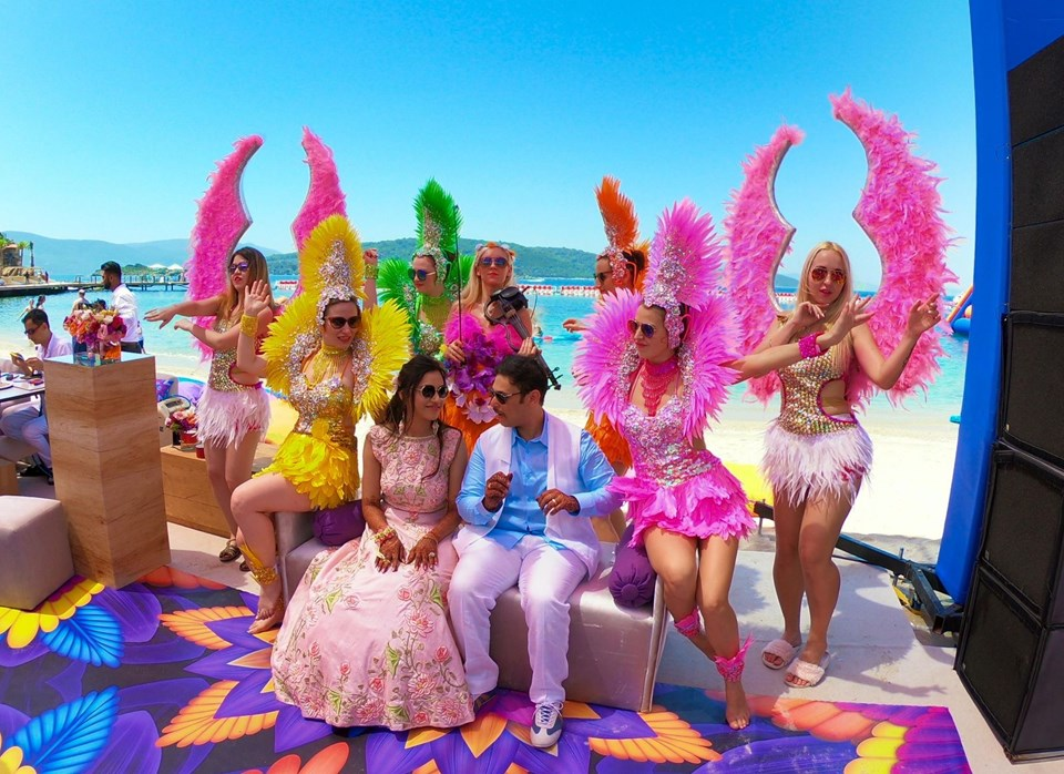 wedding tourism, Indian weddings, Antalya