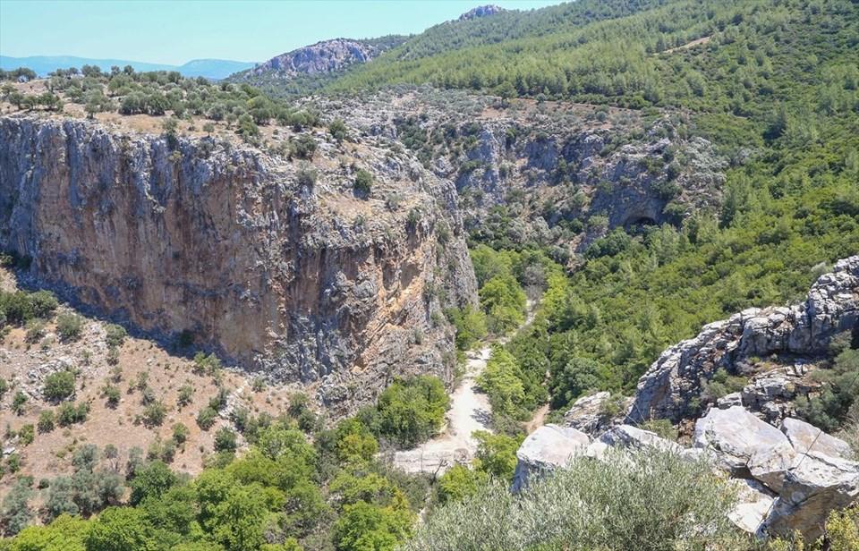 incirliin, incirliin mağarası, milas gezilecek yerler, muğla mağaralar, seyahat, gezi