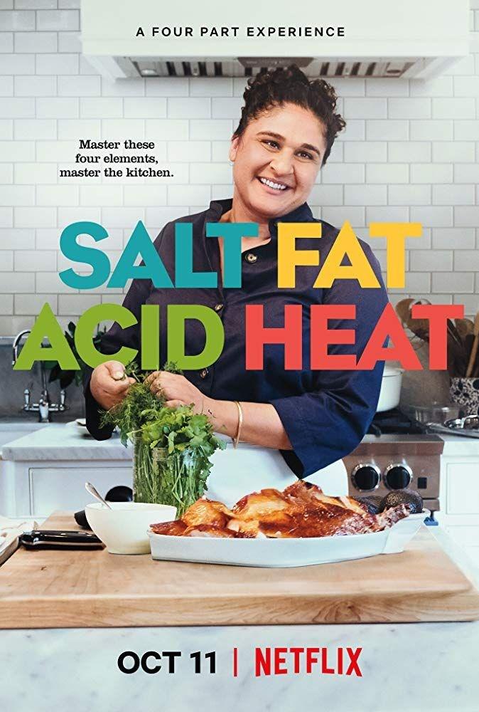 Salt Fat Acid Heat (Tuz, Yağ, Asit, Isı) - 2018