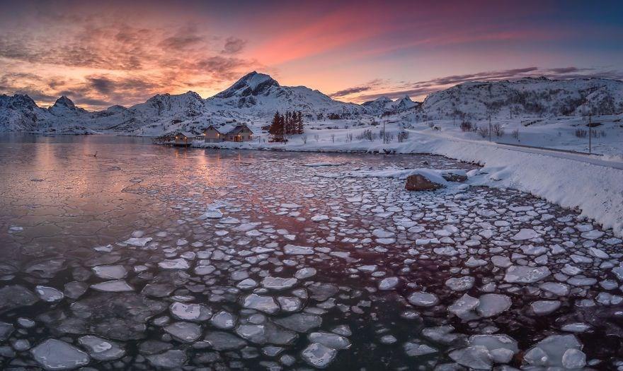 lofoten adaları, lofoten takımadaları, norveç gezilecek yerler, lofoten fotoğrafları